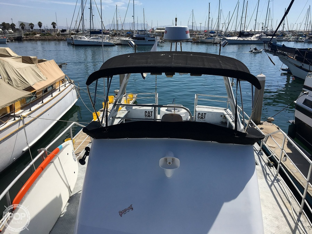 1976 Campbell boat for sale, model of the boat is 38 & Image # 26 of 40