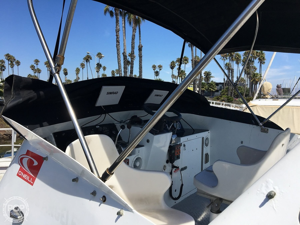 1976 Campbell boat for sale, model of the boat is 38 & Image # 27 of 40