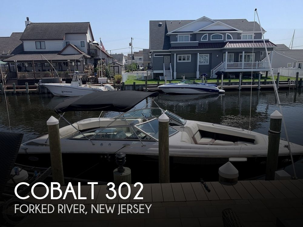 2012 Cobalt boat for sale, model of the boat is 302 & Image # 1 of 40