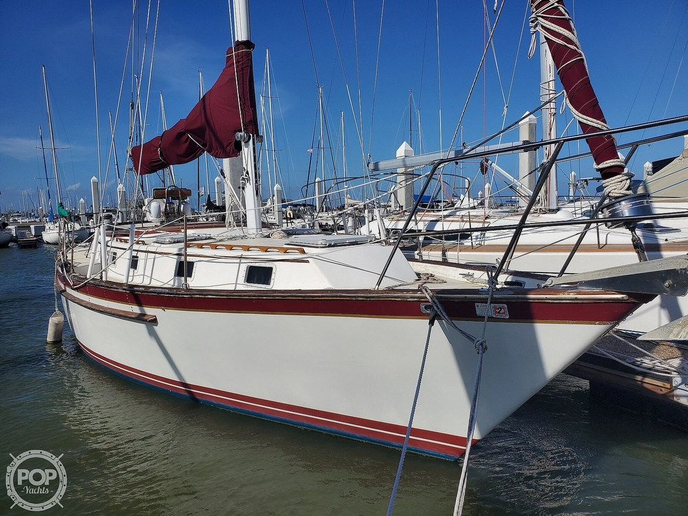 1984 Endeavour boat for sale, model of the boat is 40 & Image # 3 of 40