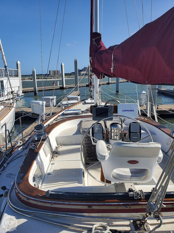 1984 Endeavour boat for sale, model of the boat is 40 & Image # 5 of 40