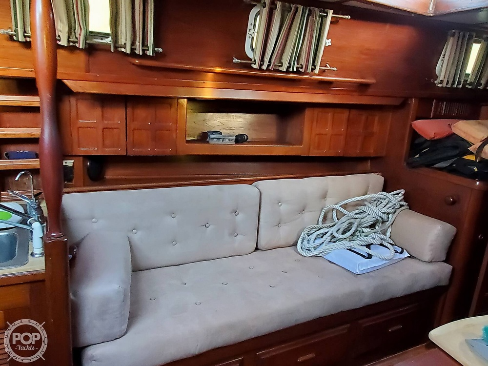 1984 Endeavour boat for sale, model of the boat is 40 & Image # 39 of 40