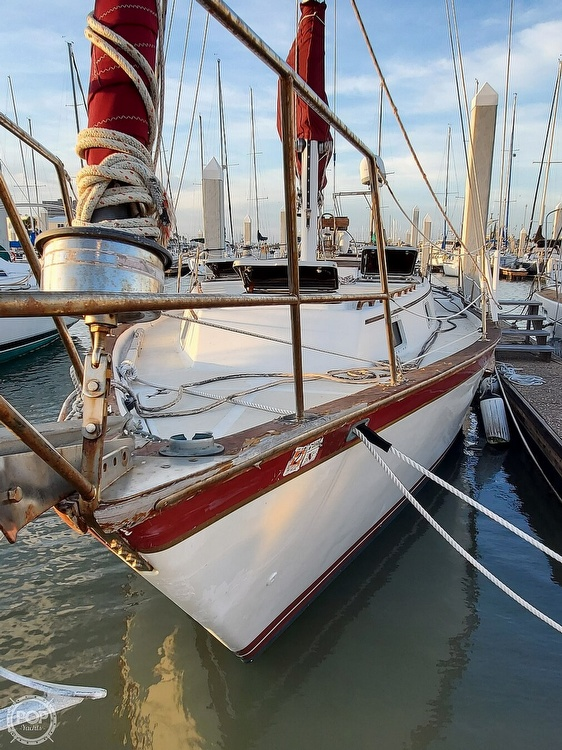 1984 Endeavour boat for sale, model of the boat is 40 & Image # 40 of 40