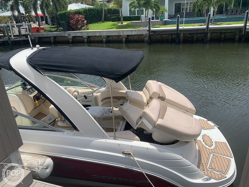 2007 Chaparral boat for sale, model of the boat is 256 SSI & Image # 13 of 40