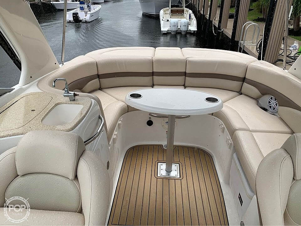 2007 Chaparral boat for sale, model of the boat is 256 SSI & Image # 9 of 40