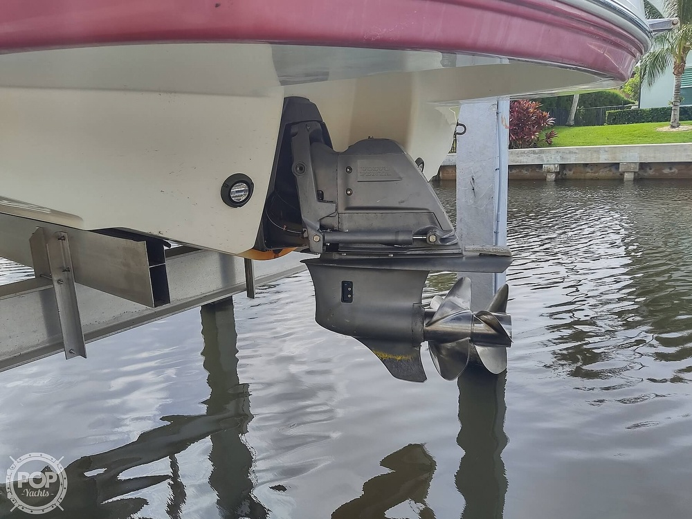 2007 Chaparral boat for sale, model of the boat is 256 SSI & Image # 16 of 40
