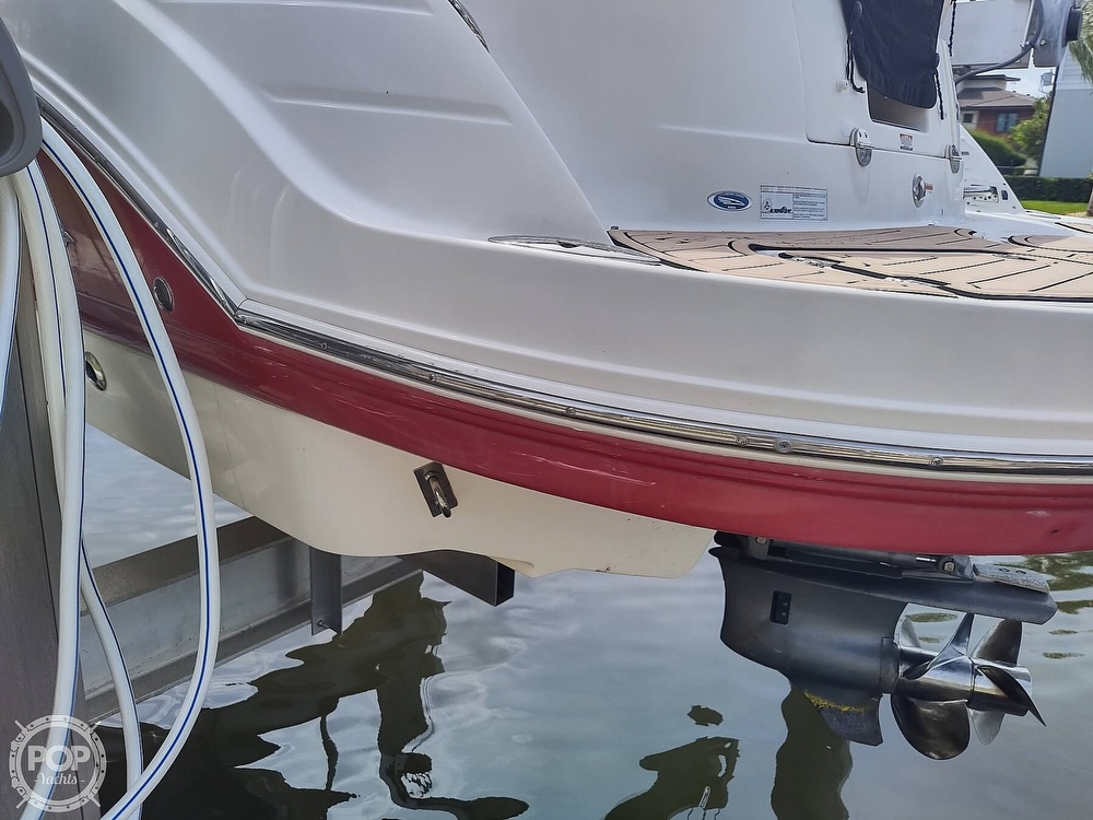 2007 Chaparral boat for sale, model of the boat is 256 SSI & Image # 21 of 40