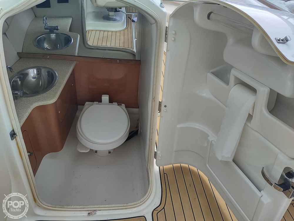 2007 Chaparral boat for sale, model of the boat is 256 SSI & Image # 28 of 40