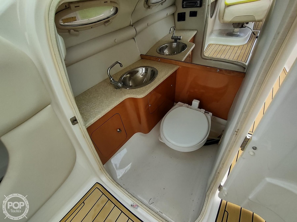 2007 Chaparral boat for sale, model of the boat is 256 SSI & Image # 10 of 40
