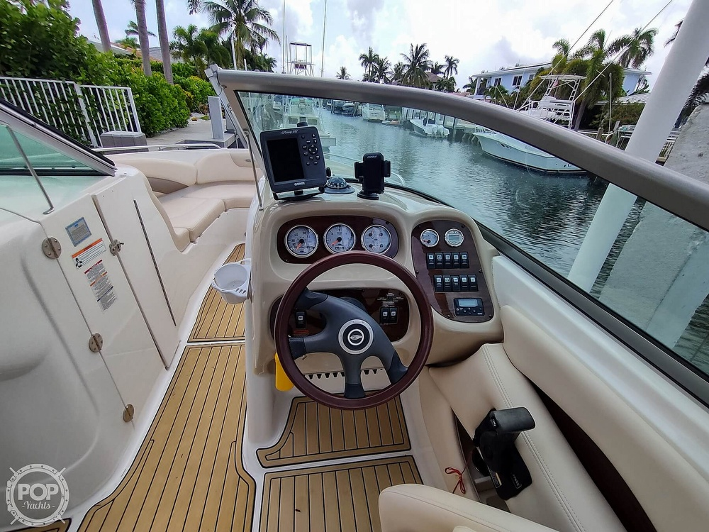 2007 Chaparral boat for sale, model of the boat is 256 SSI & Image # 29 of 40