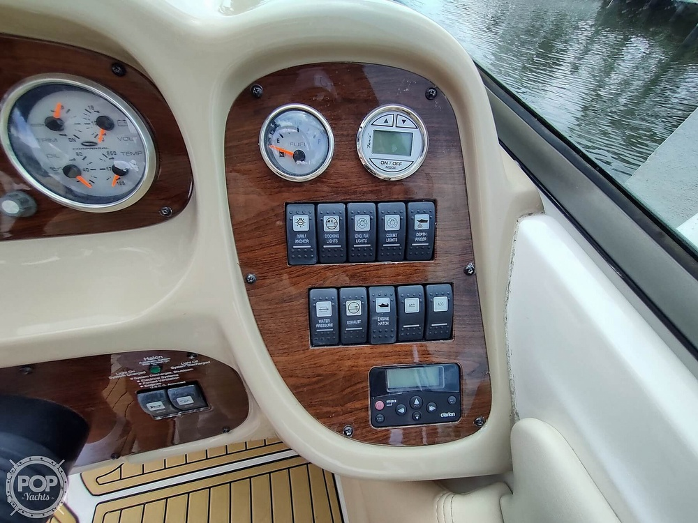 2007 Chaparral boat for sale, model of the boat is 256 SSI & Image # 30 of 40