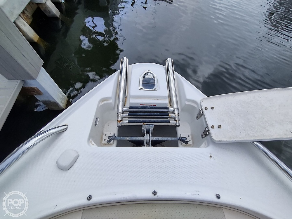 2007 Chaparral boat for sale, model of the boat is 256 SSI & Image # 34 of 40