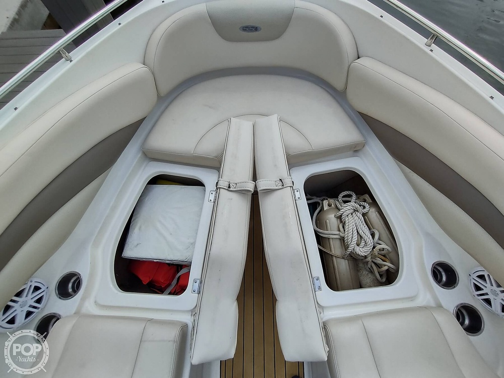 2007 Chaparral boat for sale, model of the boat is 256 SSI & Image # 37 of 40