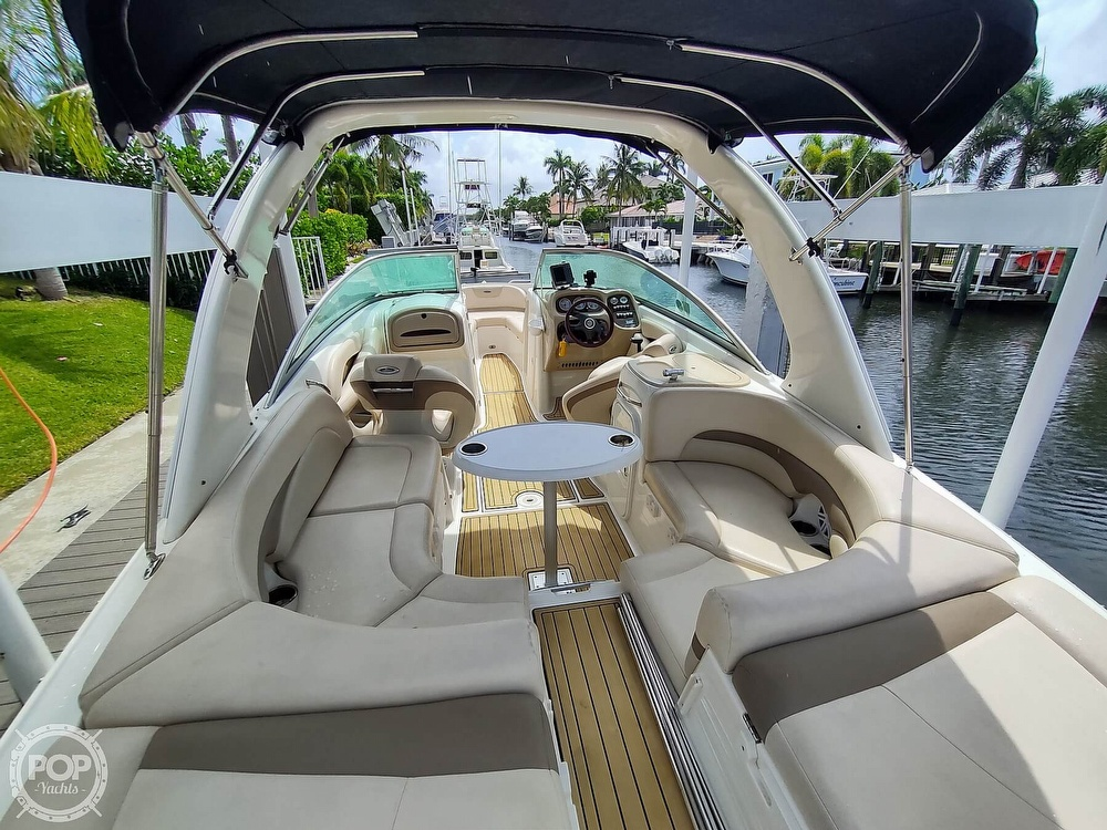 2007 Chaparral boat for sale, model of the boat is 256 SSI & Image # 6 of 40