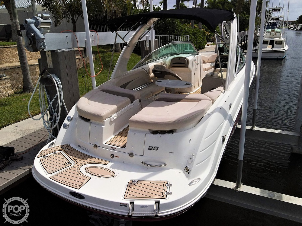 2007 Chaparral boat for sale, model of the boat is 256 SSI & Image # 3 of 40