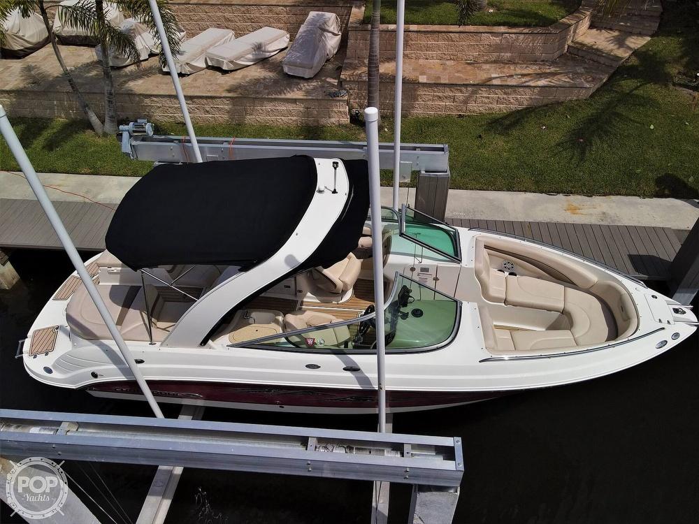 2007 Chaparral boat for sale, model of the boat is 256 SSI & Image # 4 of 40
