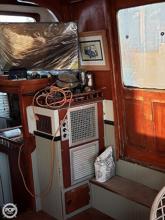 1979 Marine Trader boat for sale, model of the boat is 43 & Image # 10 of 12