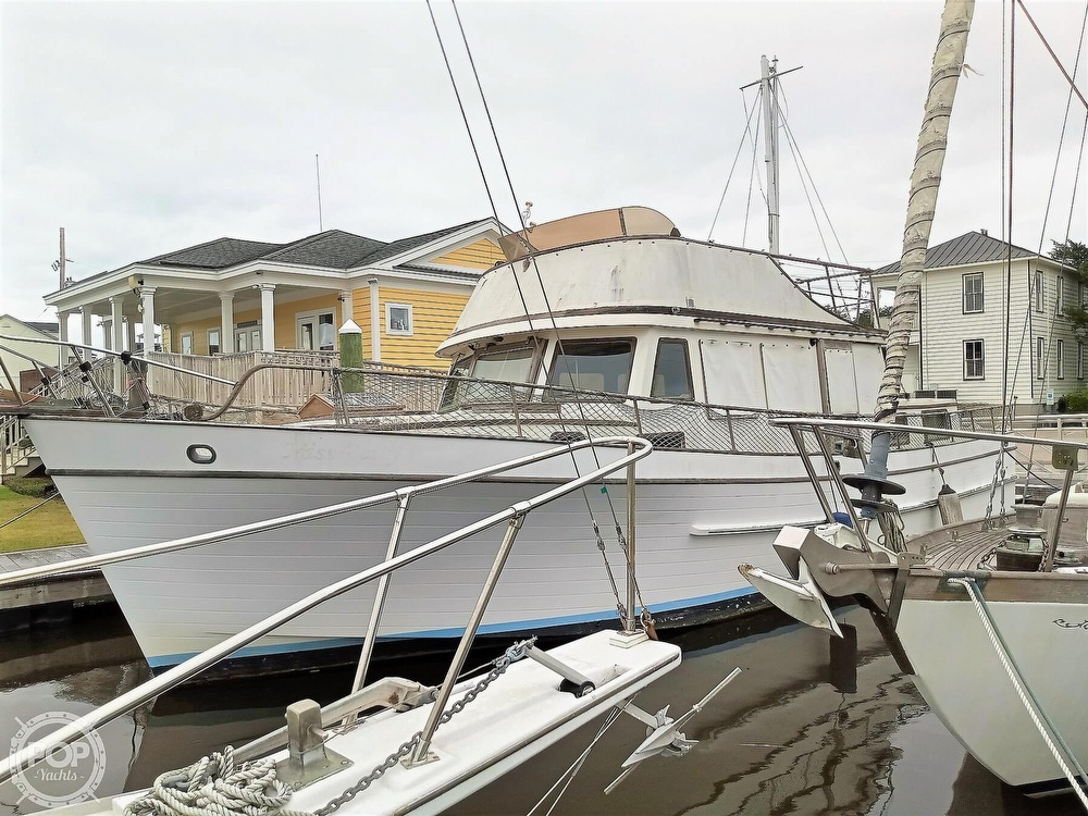 1979 Marine Trader boat for sale, model of the boat is 43 DC & Image # 18 of 40