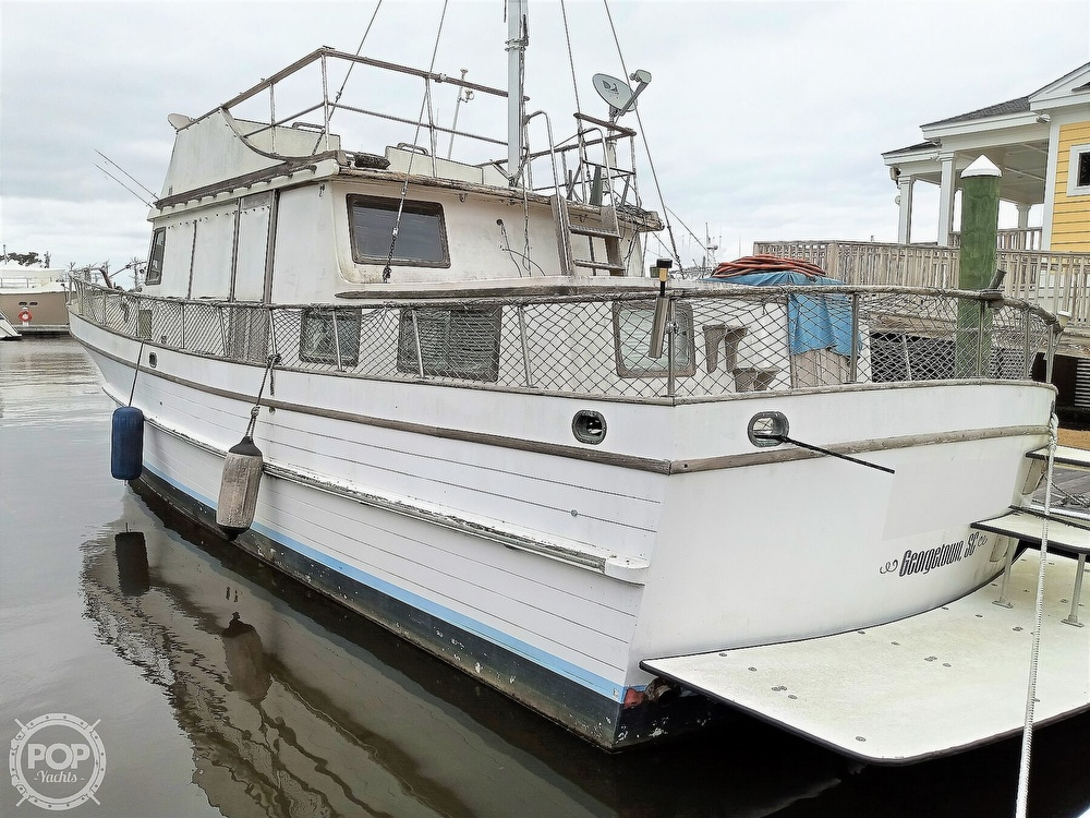 1979 Marine Trader boat for sale, model of the boat is 43 DC & Image # 19 of 40