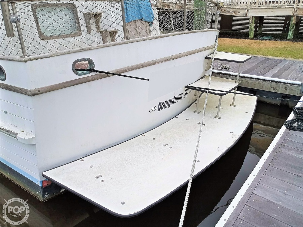 1979 Marine Trader boat for sale, model of the boat is 43 DC & Image # 20 of 40