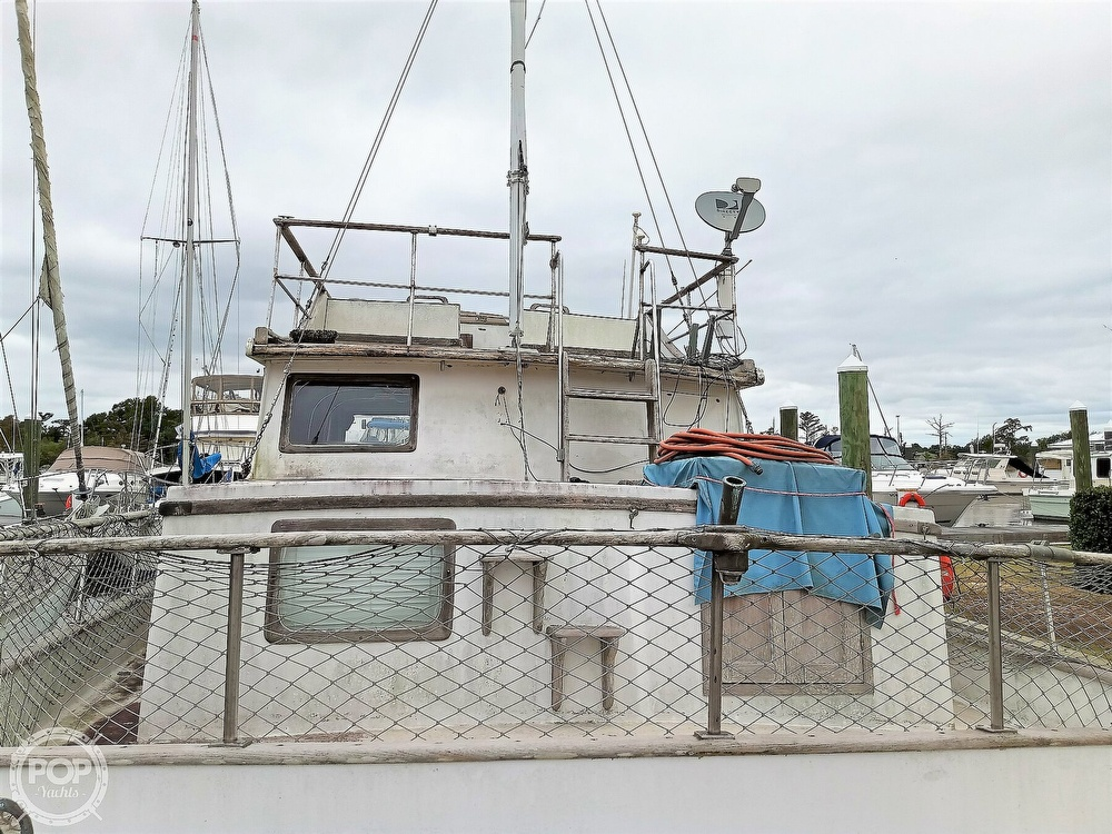 1979 Marine Trader boat for sale, model of the boat is 43 DC & Image # 21 of 40