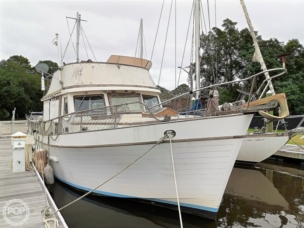 1979 Marine Trader boat for sale, model of the boat is 43 DC & Image # 23 of 40