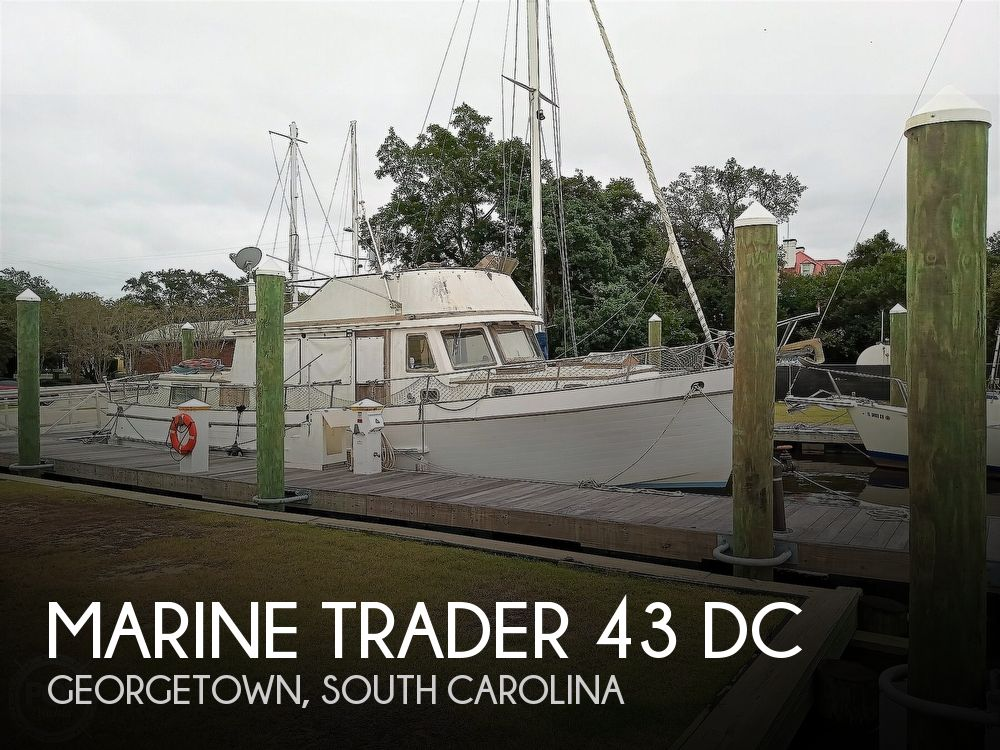1979 Marine Trader boat for sale, model of the boat is 43 DC & Image # 1 of 40