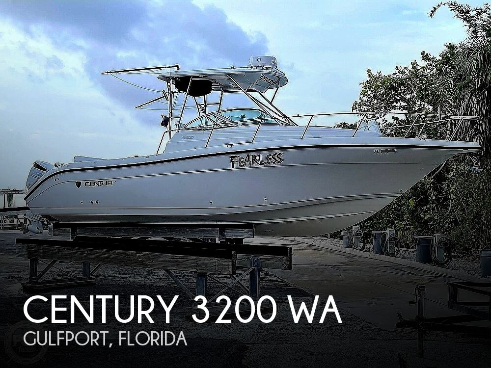 2004 Century boat for sale, model of the boat is 3200 WA & Image # 1 of 40