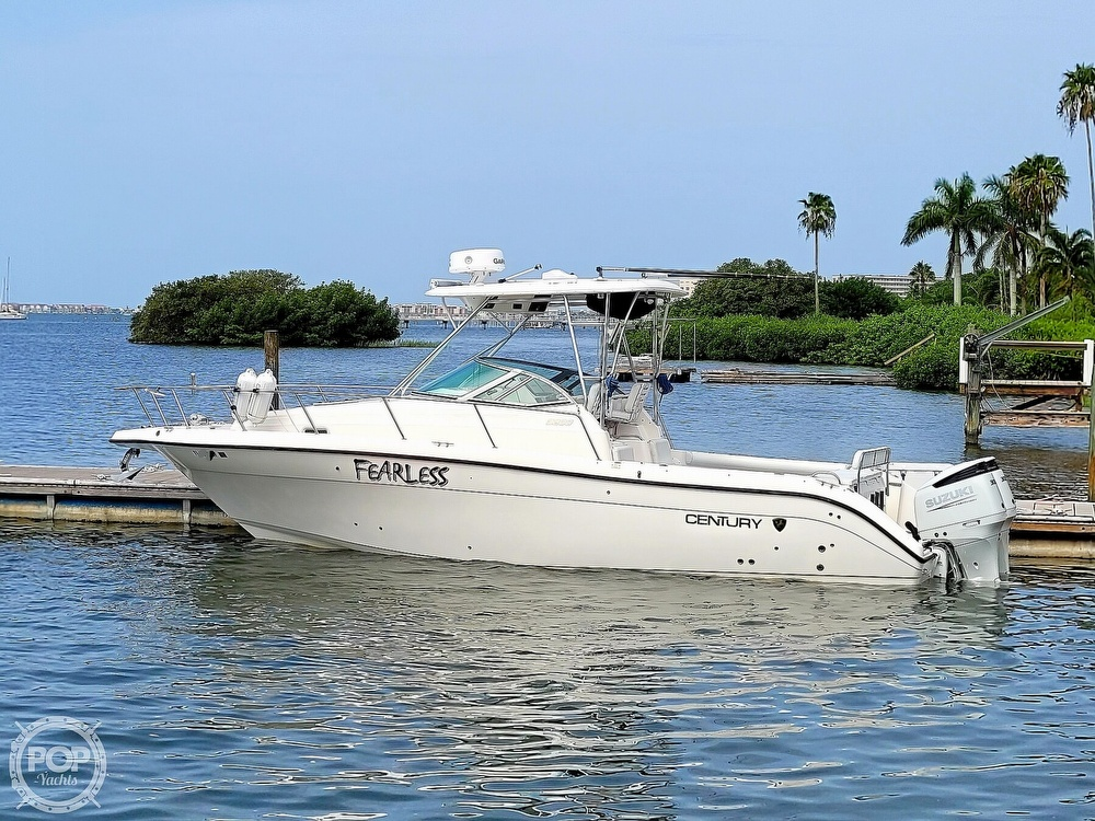 2004 Century boat for sale, model of the boat is 3200 WA & Image # 11 of 40