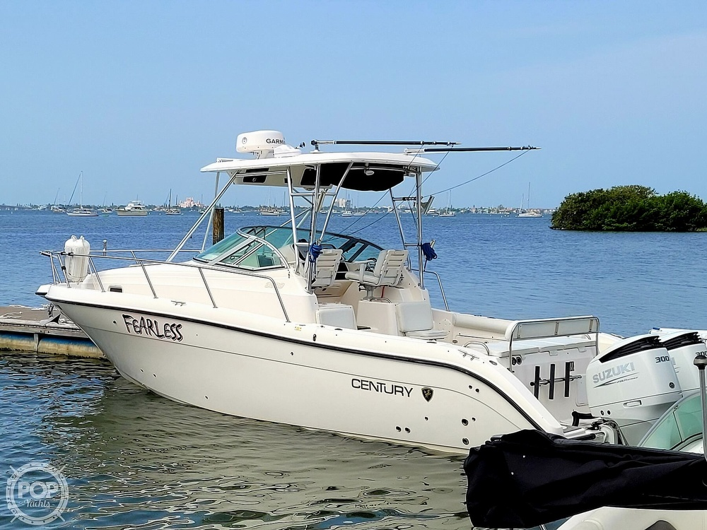 2004 Century boat for sale, model of the boat is 3200 WA & Image # 12 of 40