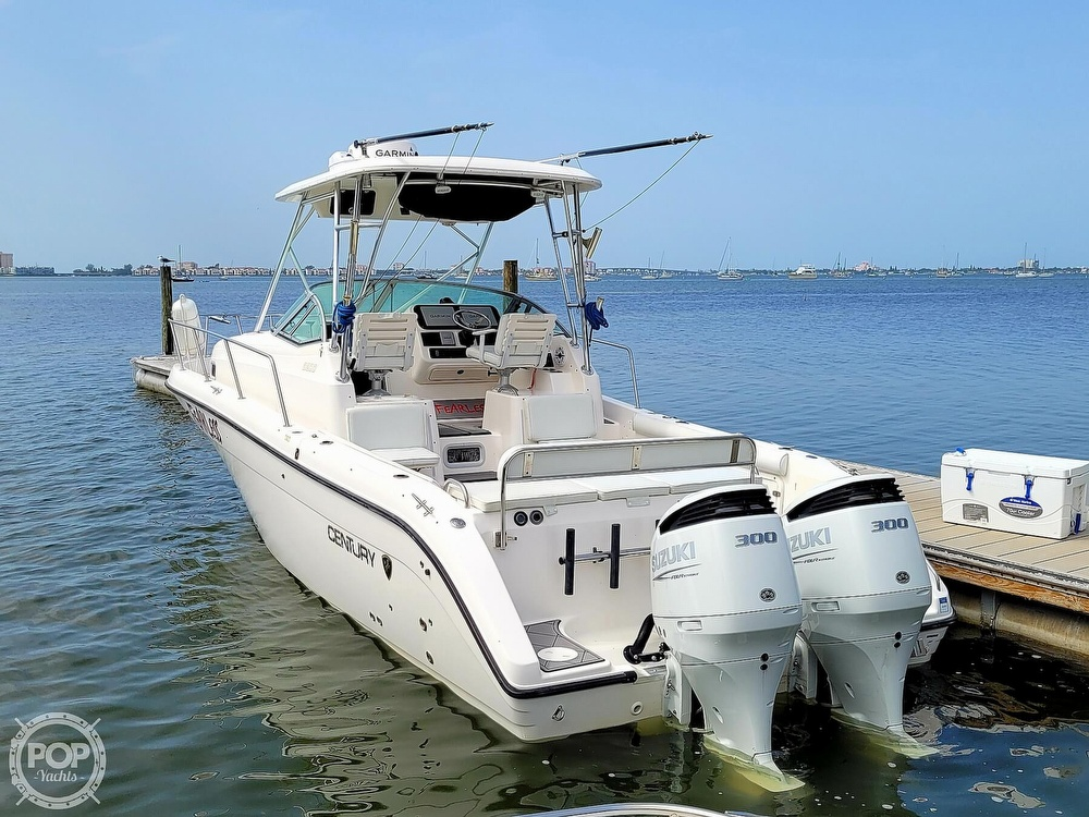 2004 Century boat for sale, model of the boat is 3200 WA & Image # 13 of 40