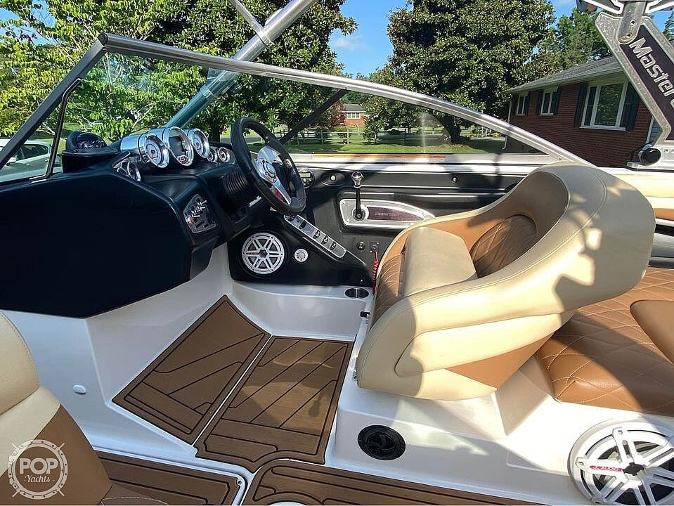 2009 Mastercraft boat for sale, model of the boat is X45 SS & Image # 12 of 40