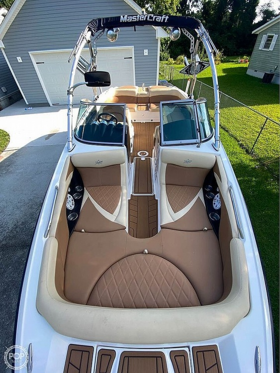 2009 Mastercraft boat for sale, model of the boat is X45 SS & Image # 5 of 40