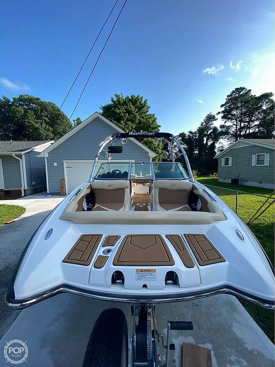 2009 Mastercraft boat for sale, model of the boat is X45 SS & Image # 6 of 40