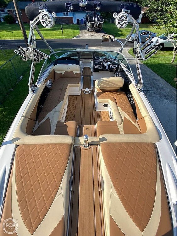 2009 Mastercraft boat for sale, model of the boat is X45 SS & Image # 8 of 40