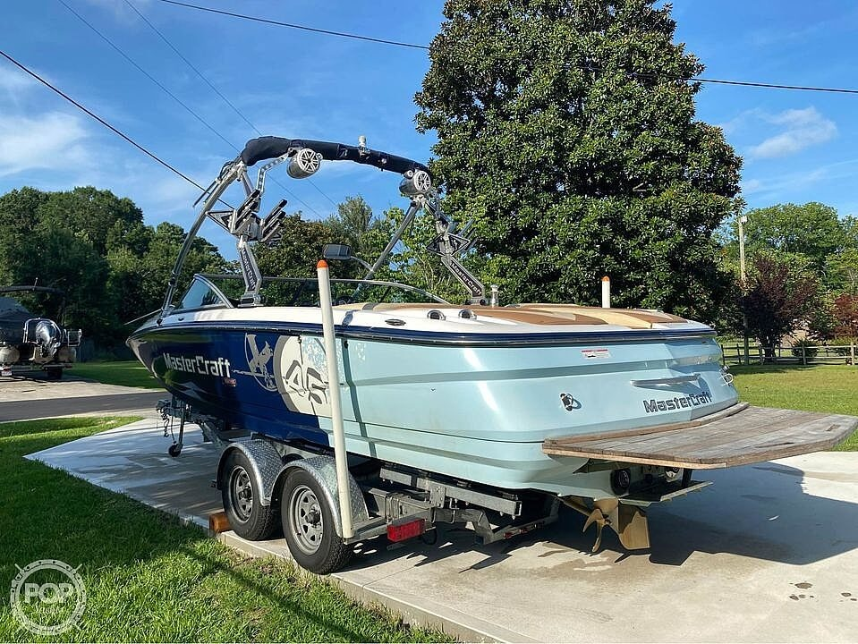 2009 Mastercraft boat for sale, model of the boat is X45 SS & Image # 4 of 40
