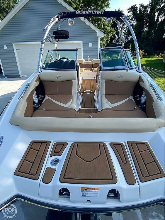 2009 Mastercraft boat for sale, model of the boat is X45 SS & Image # 9 of 40