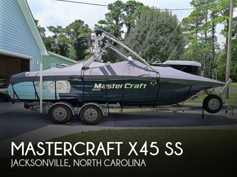 2009 Mastercraft boat for sale, model of the boat is X45 SS & Image # 1 of 40