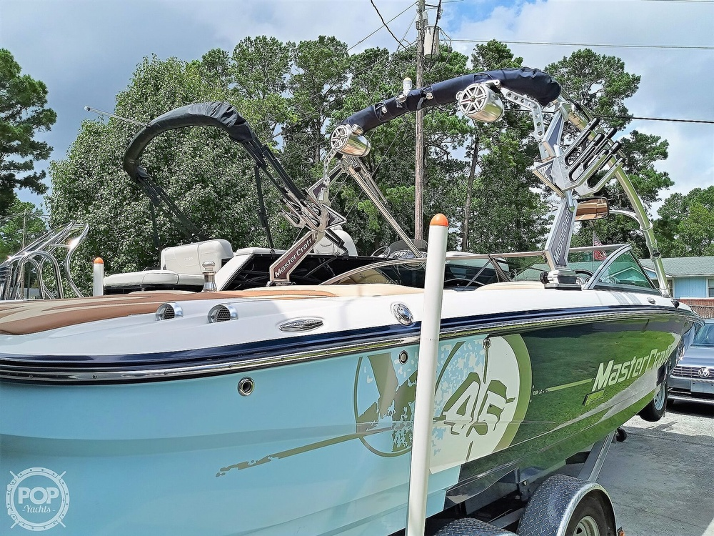 2009 Mastercraft boat for sale, model of the boat is X45 SS & Image # 26 of 40