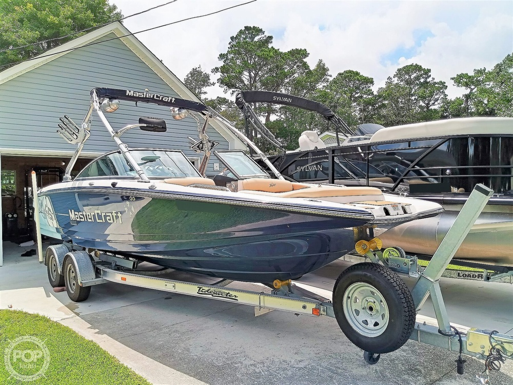 2009 Mastercraft boat for sale, model of the boat is X45 SS & Image # 33 of 40