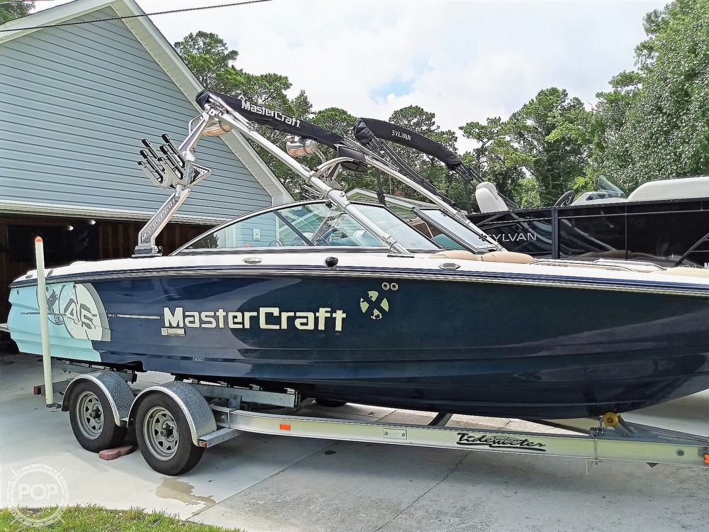 2009 Mastercraft boat for sale, model of the boat is X45 SS & Image # 34 of 40