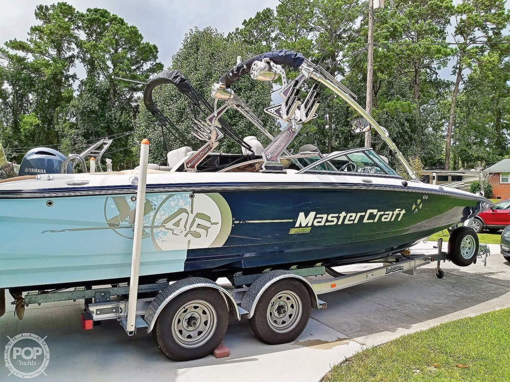 2009 Mastercraft boat for sale, model of the boat is X45 SS & Image # 35 of 40