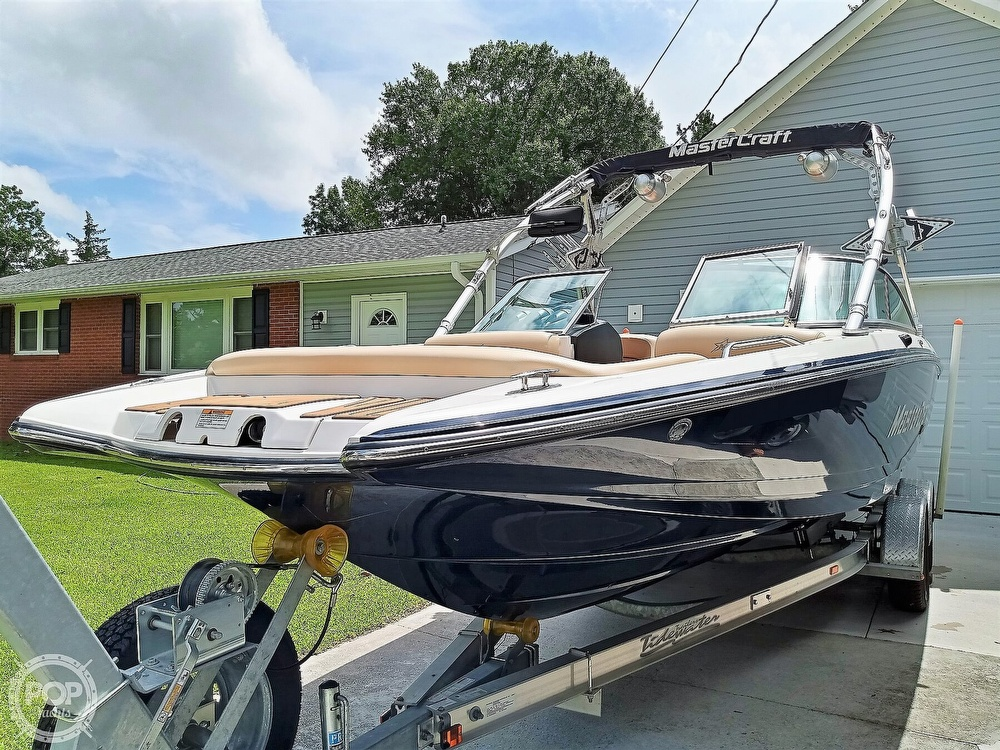 2009 Mastercraft boat for sale, model of the boat is X45 SS & Image # 36 of 40