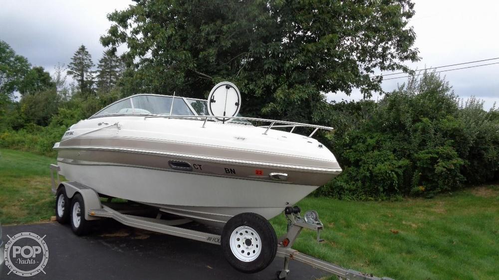 2003 Four Winns boat for sale, model of the boat is 205 Sundowner & Image # 2 of 40