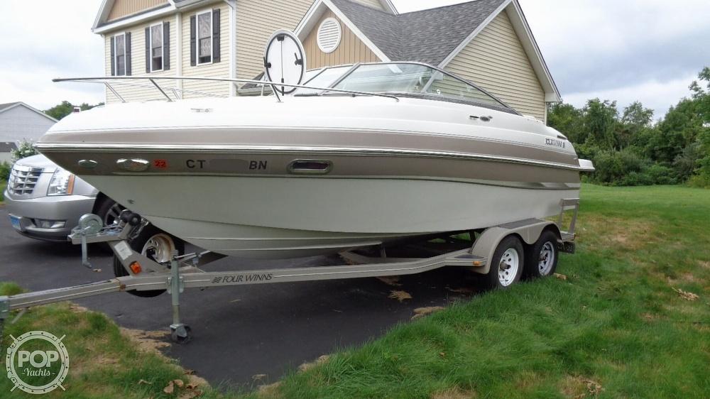 2003 Four Winns boat for sale, model of the boat is 205 Sundowner & Image # 6 of 40