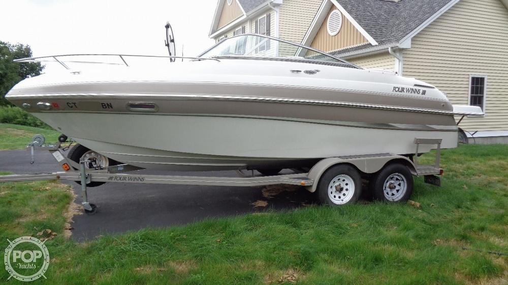 2003 Four Winns boat for sale, model of the boat is 205 Sundowner & Image # 7 of 40