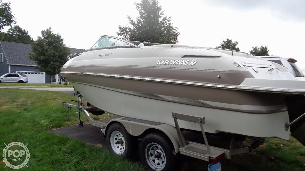 2003 Four Winns boat for sale, model of the boat is 205 Sundowner & Image # 8 of 40