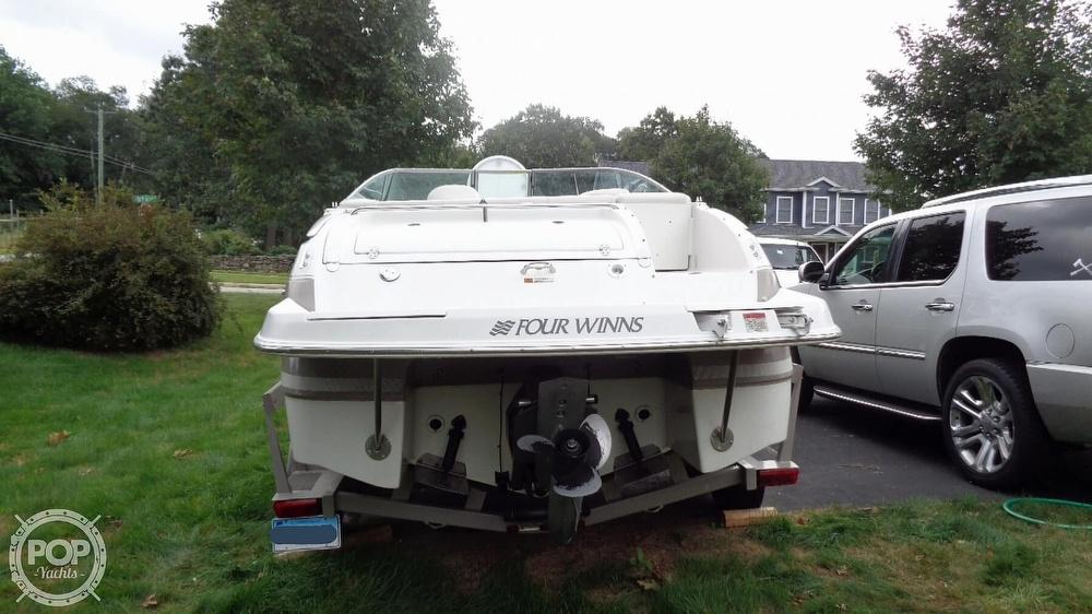 2003 Four Winns boat for sale, model of the boat is 205 Sundowner & Image # 9 of 40