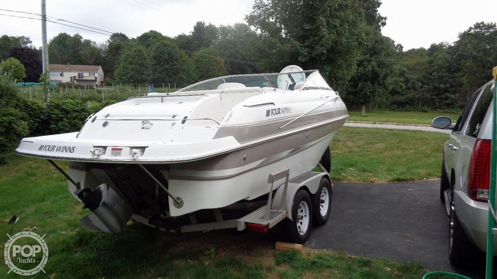 2003 Four Winns boat for sale, model of the boat is 205 Sundowner & Image # 10 of 40