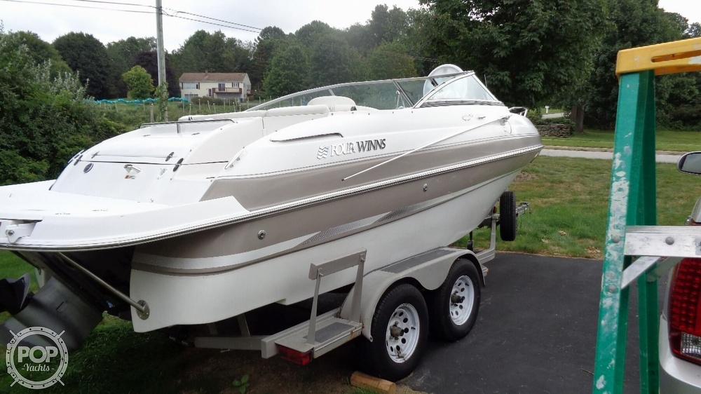 2003 Four Winns boat for sale, model of the boat is 205 Sundowner & Image # 11 of 40